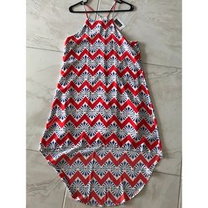 Every Chevron High Low Dress (New With Tags!)